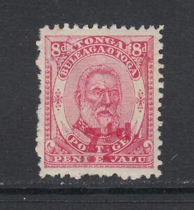 Tonga, Scott 20 (SG 18), MHR