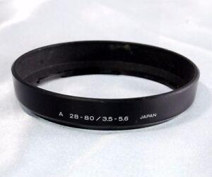 Used Genuine Minolta A 28-80 / 3.5-5.6 Lens Hood (2502034)