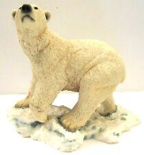 More details for sherratt & simpson  animals - polar bear on base