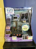 ATARI Plug N Play TV Games 10 Classic Games Video Game System New 2002 Jakks