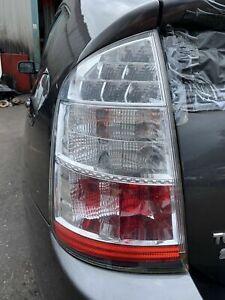 2008 Toyota Prius XW20 BREAK LIGHT REAR LIGHT Left Passenger Side N/S