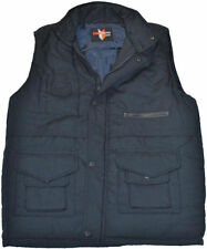 Cotton Blend Big & Tall Size Casual Waistcoats for Men