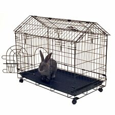 Kennel-Aire Indoor Bunny House Rabbit Cage
