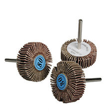 3pcs 31.5mm Sandpaper Grinding Wheel Dremel Accessories Rotary Tools