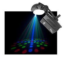 Chauvet DJ LX-10X 6W LED Moonflower Dance Lighting Effect Mirror Scanner Light