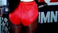 XXL Dolfin Logo Shorts Shiny Hooters Uniform running soccer lingerie athleisure