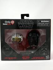 Star Wars Black Series Titanium Luke Skywalker Tie Fighter Pilot Helmet New #10