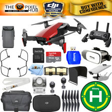 DJI Mavic Air (Flame Red) #CP.PT.00000147.01 EXTREME PRO BUNDLE IN STOCK NEW