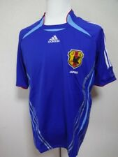 Japan 100% Original Soccer Football Jersey Shirt 2006-07 Home XO MINT Rare