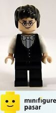 hp125 Lego - Harry Potter Yule Ball Vest and Bow Tie Minifigure - New