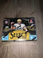 2020 Panini Select Football Blaster Box - IN HAND - SEALED TARGET Prizm Herbert