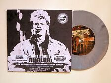 """7"""" - DAVID BOWIE """"AL ALBA"""" Marbled Grey Vinyl Numbered Strictly Limited to #40"""