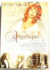DVD ANGELIQUE  ET LE ROY - VOLUME 3 - Michèle MERCIER - REMASTERISE - NEUF