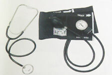 Blood Pressure Cuff with stethoscope large adult size