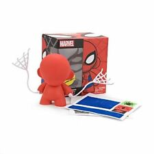 Munnyworld Spider-man Marvel Mini Munny DIY Figure - 4 Inches Tall Kidrobot