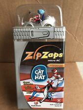 Zip Zaps Cat in the Hat Micro Radio Control Car Dr. Seuss -  New 2003