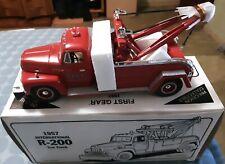 First Gear 1957 PLASTICVILLE MOVING /& STORAGE International Harvester Rare