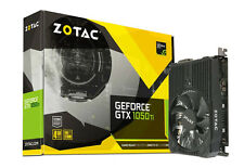 ZOTAC GeForce GTX 1050 Ti Mini 4gb Grafikkarte PCI-E 3.0 HDMI DisplayPort DVI