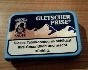 (EUR 22,00 / 100 g) 5 x 10g Gletscher Prise von Pöschl, Schnupftabak
