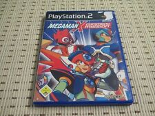 Megaman X Command Mission für Playstation 2 PS2 PS 2 *OVP*
