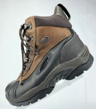 Red Wing Irish Setter Snow Trackers Boots - Dark Brown Lace Up Women's Size 6.5