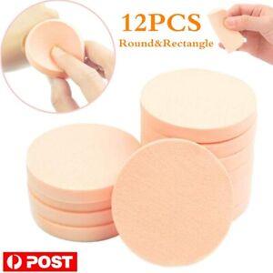 Powder Blender Assorted Cosmetic Makeup Sponges Applicator Beauty Sponge 12pcs