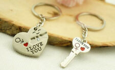 Lovers Gift Keyring - I Love You Couples Boyfriends Girlfriends Anniversary