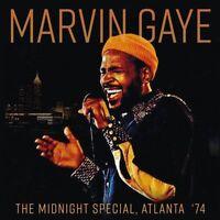 Marvin Gaye - the Midnight Special, Atlanta '74 (2016)  CD  NEW  SPEEDYPOST
