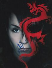 Noomi Rapace Signed Dragon Tattoo 10x8 Photo AFTAL OnlineCOA (A)