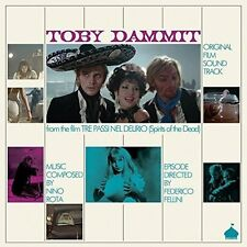 Nino Rota – Toby Dammit - Original Film Soundtrack (2016)  Vinyl LP  NEW/SEALED