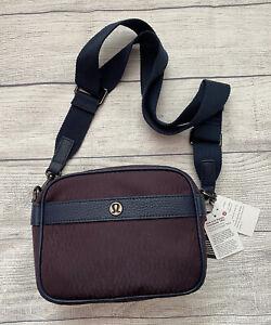 NWT LULULEMON Now And Always Crossbody Mini Bag PLAA 3L