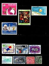 Postage Panamanian Stamps
