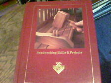 Woodworking Skills & Projects by the Handyman Club of America 1998 s39b