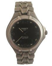 Tissot Mens' Titanium Watch T690 - Swiss Made
