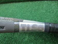 Tennis Head Ti S6 Pro Oversize Titanium Tennis XLNT Hardly Used, Dry 4 3/8 Grip