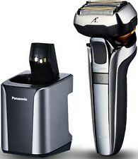 Panasonic ES-LV9Q Five Blade Men's Wet/Dry Electric Shaver with Cleaning System
