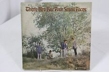 There Are But Four Small Faces Z12 52 002 1967 US Pink Label LP 33rpm