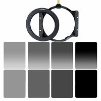 Zomei150*100mm Gradient+Complete ND2,4,8,16 Cokin Z filter kit+Holder+82mm ring