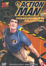 ACTION MAN - DEEL 1 - CONCURRENTIE KRACHTEN - SEALED DVD