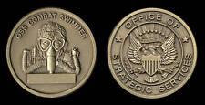 Challenge Coin - OSS Combat Swimmer