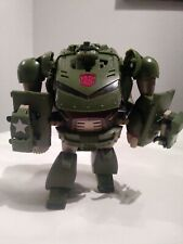 Transformers Animated BULKHEAD Voyager Class