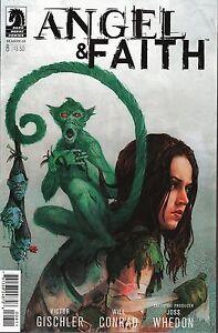 Angel & Faith Season 10 No.8 / 2014