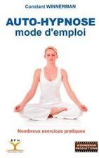 Auto-Hypnose: Mode D'Emploi (Paperback or Softback)