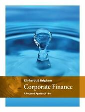 Corporate Finance : A Focused Approach (BRAND NEW US HARDCOVER 6th Edition)