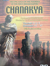 Chanakya, DVD, Volume 8 of 8, Episodes 43 - 47, Hindu Lang, English Subtitles
