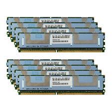 Server RAM 32GB 8x 4GB PC2-5300F FB DIMM Fully Buffered DDR2 667 ECC REG Memory