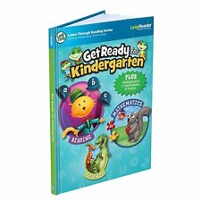 LeapFrog LeapReader Book: Get Ready for Kindergarten (works with Tag) Ages 5-8