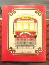 Detroit's Street Railways Vol I: City Lines 1863-1922 by Jack E. Schramm,Henning