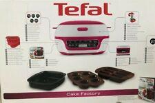 Tefal CAKE FACTORY KD8018 Kuchenbackgerät 5 automatische Programme 1200W NEU