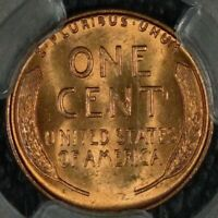 1934 Lincoln Wheat Cent, Doubled Die Reverse, DDR-001, PCGS MS-65 Red
